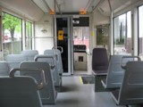 Interior Of Inekon Low Floor Tram