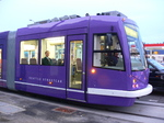 Seattle streetcar - photogallery - Inekon streetcar on test ride.