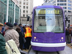 Seattle streetcar - Hello Seattle